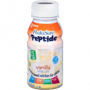 PediaSure Peptide 1.5 Cal Vanilla Medical Food, 240ml, 24 count