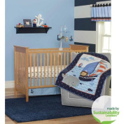 Child of Mine by Carter's Captain Cutie 3-Piece Crib Bedding Set