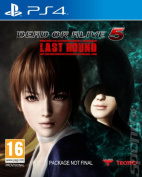 Dead or Alive 5: Last Round [Region 2] [Blu-ray]