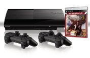 PlayStation 3 500GB Console with Little Big Planet 3