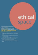 Ethical Space Vol.11 Issue 4