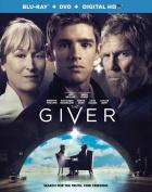 The Giver (Blu-ray/UV) [Region B] [Blu-ray]
