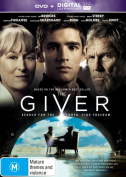 The Giver (DVD/UV) [Region 4]