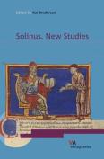 Solinus. New Studies