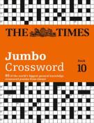 The Times 2 Jumbo Crossword Book 10