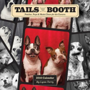 Tails from the Booth 2016 Wall Calendar