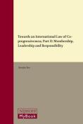 Towards an International Law of Co-Progressiveness