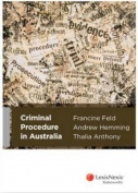 Criminal Procedure in Australia