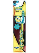 SpongeBob Travel Kit (Toothbrush & Cap) - Grosvenor