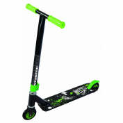 Stunted Stunt Scooter - Green.Black