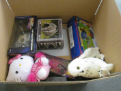 DAMAGED AUCTION === JOB LOT OF DAMAGED TOYS AND GAMES