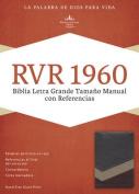 Biblia Letra Grande Tamano Manual Con Referencias-Rvr 1960 [Spanish]