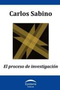 El Proceso de Investigacion [Spanish]