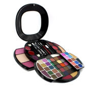 MakeUp Kit G2672 (49x EyeShadow, 3x Blusher, 2x Powder Cake, 6x Lip Gloss, 1x Mascara, 1x Eyeliner...), -
