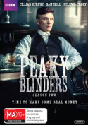 Peaky Blinders: Season 2 [Region 4]