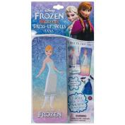 Disney Frozen Magnetic Dress-Up Dolls Anna