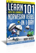 Learn 101 Norwegian Verbs in 1 Day with the Learnbots
