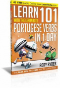 Learn 101 Portugese Verbs in 1 Day with the Learnbots