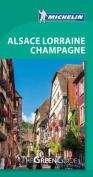 Green Guide Alsace-Lorraine-Champagne