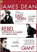 East of Eden/Rebel Without a Cause/Giant [Region 1]