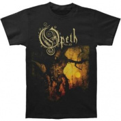 Opeth Men's Harlequin Forest T-shirt Black