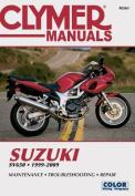 Suzuki SV650 Repair Manual