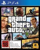 Grand Theft Auto 5 - PS4 [Regions 2,4] [Blu-ray]