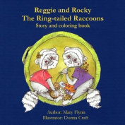 Reggie & Rocky the Ringtailed Raccoons