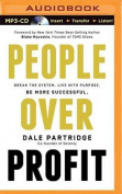 People Over Profit [Audio]