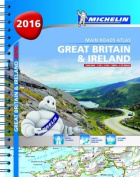 Great Britain and Ireland 2016 Main Roads Atlas
