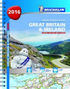 Great Britain and Ireland 2016 Main Roads Atlas