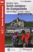 Sentier St-Jacques - Le Puy-Figeac GR65 Plus de 10 Jours de Randonnee [FRE]