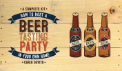 How to Host a Beer Tasting Party in Your Own Home