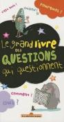 Grand Livre Des Questions Qui Questionnent