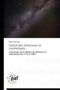 Calcul Des Distances Et Cosmologie [FRE]
