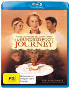 The Hundred-Foot Journey  [Region B] [Blu-ray]