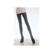 Leg Avenue Nylon Opaque Tights Plus Size 7666QLEG_BL Black One Size Fits All -, One Size Fits All - Plus