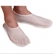 EasyComforts MED White Men's Shower Shoes