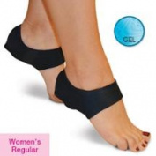 In Shoe Gel Heel Cushion Regular Foot Care Support