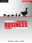 Cambridge Preliminary Business Studies 3rd Edition Pack