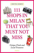 111 Shops in Milan That You Must Not Miss