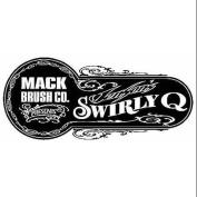 MACK Jenson Swirly Q PINSTRIPING/PINSTRIPE 2 BRUSH SET