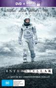 Interstellar (DVD/UV) [Region 4]