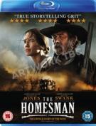 Homesman [Region B] [Blu-ray]