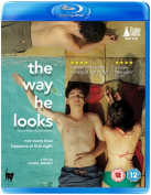 The Way He Looks [Region B] [Blu-ray]