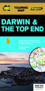 Darwin & The Top End Map 590 20th ed