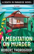 A Meditation On Murder