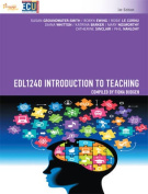 CP1026 - EDL1240 Introduction to Teaching