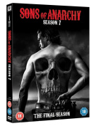Sons of Anarchy Season 7 - The Final Season [Region 2]