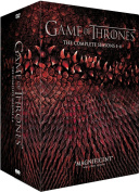 Game of Thrones:  Season 1-4 [Region 4]